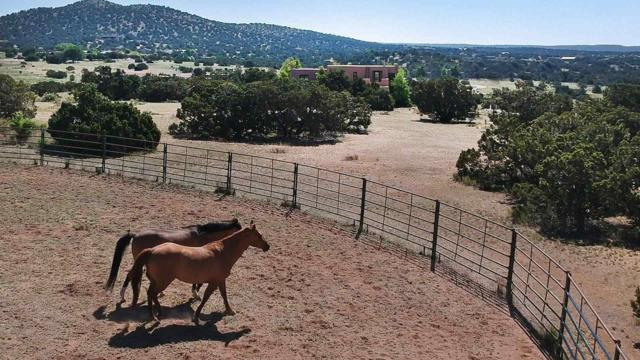 60 Vaquero Road, Santa Fe, NM 87508 (MLS #201902553) :: The Very Best of Santa Fe