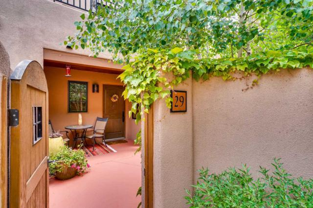 103 Catron #29, Santa Fe, NM 87501 (MLS #201902583) :: The Very Best of Santa Fe