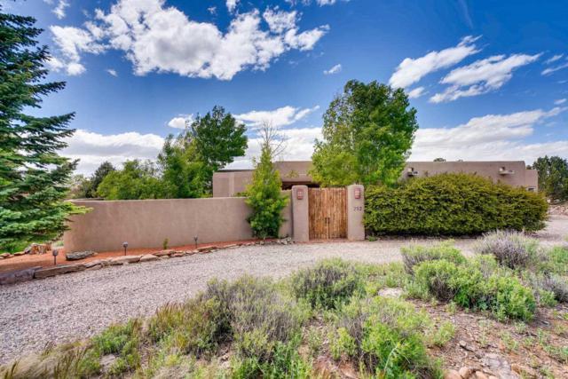 752 Calle Espejo, Santa Fe, NM 87505 (MLS #201902597) :: The Desmond Group