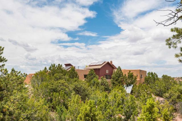40 A Camino De Milagro, Santa Fe, NM 87506 (MLS #201902614) :: The Desmond Group