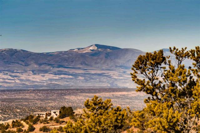 1104 S Summit Ridge Lot 34 A, Santa Fe, NM 87501 (MLS #201902621) :: The Very Best of Santa Fe