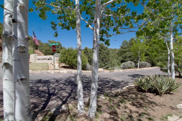 1084 S Summit Ridge Lot 1, Santa Fe, NM 87501 (MLS #201902629) :: The Very Best of Santa Fe