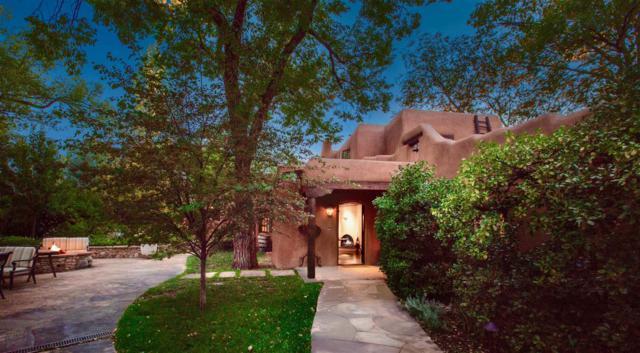 116 Calle La Pena, Santa Fe, NM 87505 (MLS #201902641) :: The Desmond Group