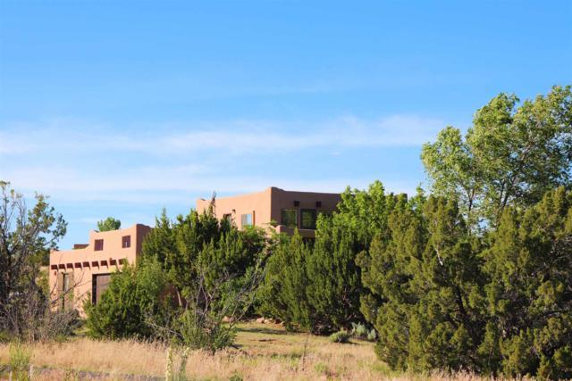 7 Casa Del Oro Lane, Santa Fe, NM 87508 (MLS #201902643) :: The Desmond Group