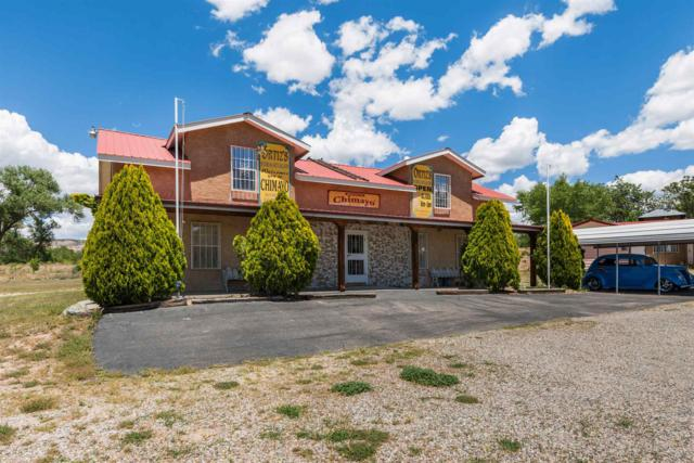 672 State Road 76, Chimayo, NM 87522 (MLS #201902657) :: The Desmond Group