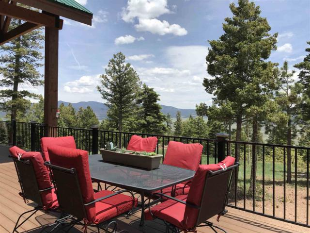 197 Palo Flechado, Angel Fire, NM 87710 (MLS #201902674) :: The Very Best of Santa Fe