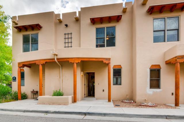 601 W San Mateo Unit 193 #193, Santa Fe, NM 87505 (MLS #201902675) :: The Desmond Group