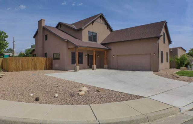 90 Santolina, Los Alamos, NM 87544 (MLS #201902714) :: The Very Best of Santa Fe