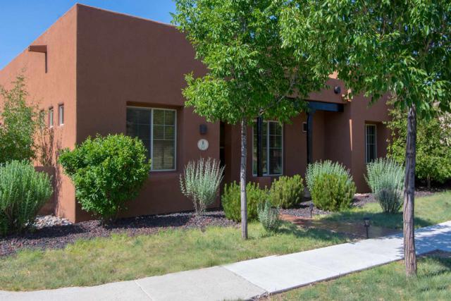 55 Johnson Mesa, Santa Fe, NM 87508 (MLS #201902738) :: The Very Best of Santa Fe