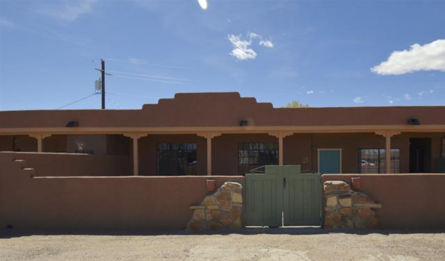 1137 Grand Avenue, Las Vegas, NM 87701 (MLS #201902757) :: The Desmond Group