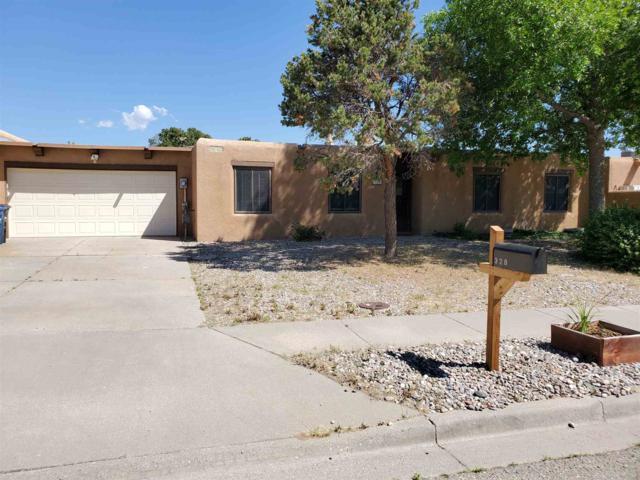 328 Cheryl Ave, Los Alamos, NM 87544 (MLS #201902762) :: The Very Best of Santa Fe