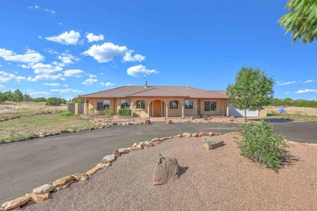 32 Fonda Rd, Santa Fe, NM 87508 (MLS #201902798) :: The Very Best of Santa Fe