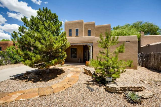 1335 Acequia Borrada, Santa Fe, NM 87507 (MLS #201902814) :: The Desmond Group