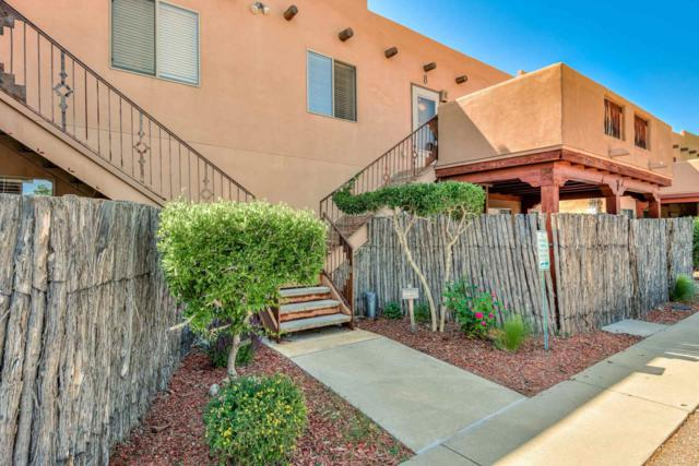3300 Rufina St #8 / Bldg C, Santa Fe, NM 87507 (MLS #201902816) :: The Very Best of Santa Fe