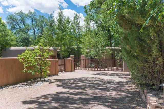 1147 E Alameda, Santa Fe, NM 87501 (MLS #201902828) :: The Very Best of Santa Fe