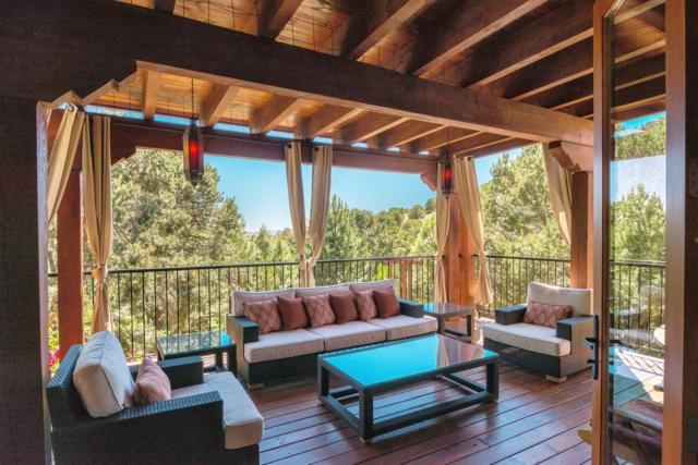 1006 Sierra Del Norte, Santa Fe, NM 87501 (MLS #201902935) :: The Desmond Group