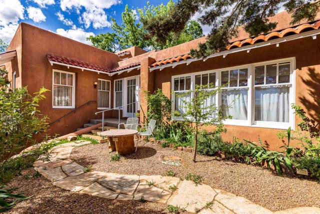 707 East Palace Avenue, Unit 23, Santa Fe, NM 87501 (MLS #201902965) :: The Very Best of Santa Fe
