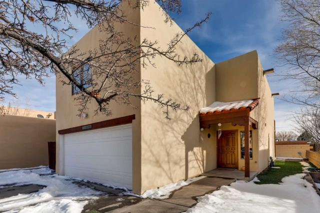 2232 Camino Rancho Siringo, Santa Fe, NM 87505 (MLS #201902984) :: The Desmond Group