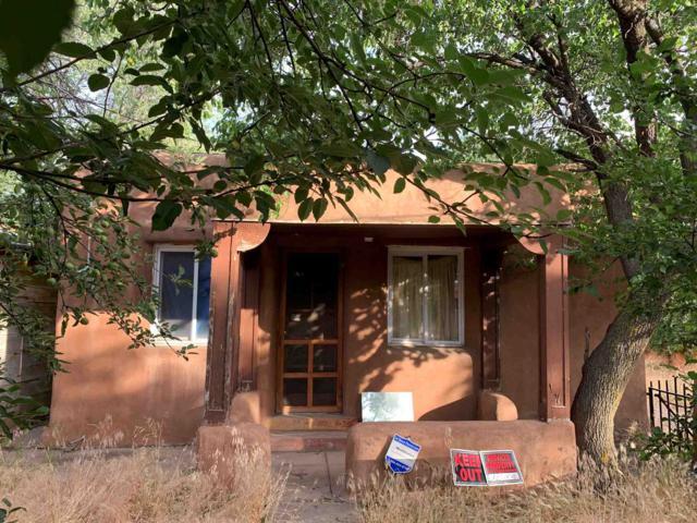 916 Don Juan, Santa Fe, NM 87501 (MLS #201903015) :: The Desmond Group