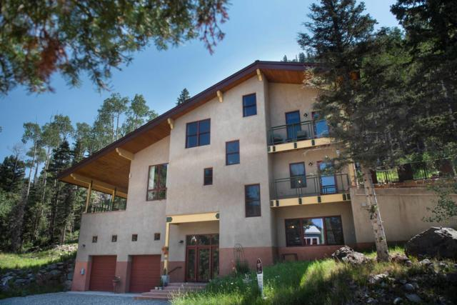 34 Snowshoe Road, Taos Ski Valley, NM 87525 (MLS #201903070) :: The Desmond Group