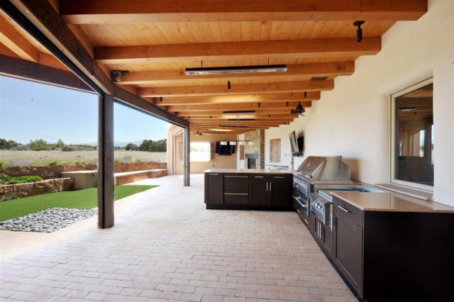 19 Via Pampa, Santa Fe, NM 87506 (MLS #201903180) :: The Desmond Group