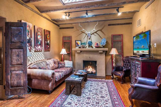 143 E Alameda, Santa Fe, NM 87501 (MLS #201903240) :: The Very Best of Santa Fe