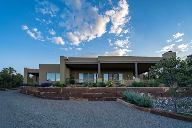 2912 Aspen View, Santa Fe, NM 87506 (MLS #201903266) :: The Desmond Group
