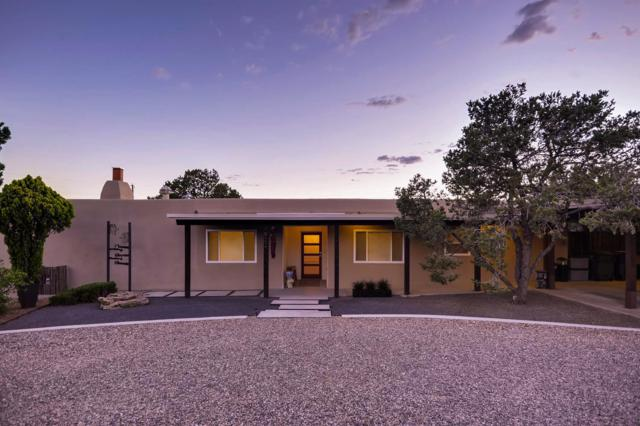 1922 Fort Union Drive, Santa Fe, NM 87505 (MLS #201903270) :: The Desmond Group
