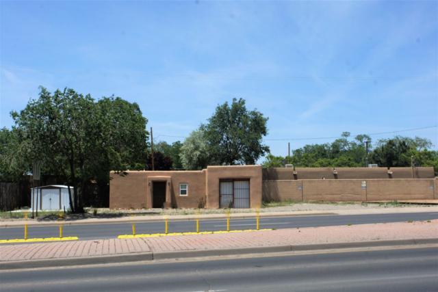 710 S Saint Francis Drive, Santa Fe, NM 87501 (MLS #201903281) :: The Desmond Group