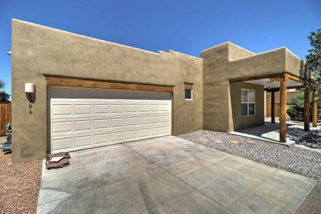 6706 Camino Rojo, Santa Fe, NM 87507 (MLS #201903286) :: The Desmond Group