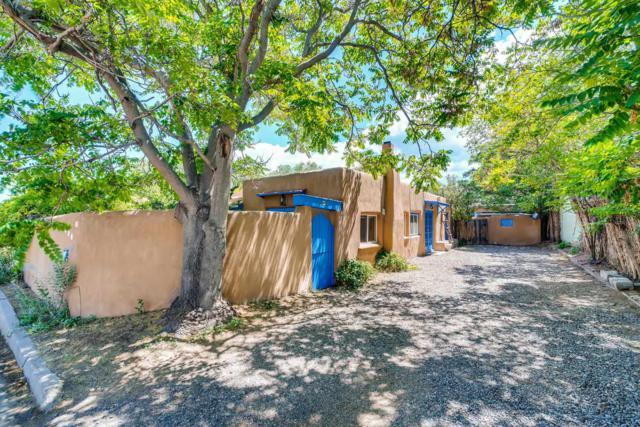 245 Maynard Street, Santa Fe, NM 87501 (MLS #201903291) :: The Desmond Group