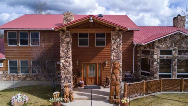 19 Double D Rd., Pecos, NM 87552 (MLS #201903302) :: The Very Best of Santa Fe