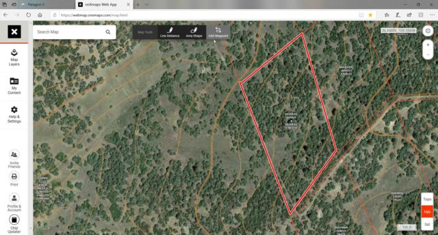 Tract 25 Unit 1 Ponderosa Subdivision Ponderosa Subdi, Chama, NM 87520 (MLS #201903308) :: The Very Best of Santa Fe