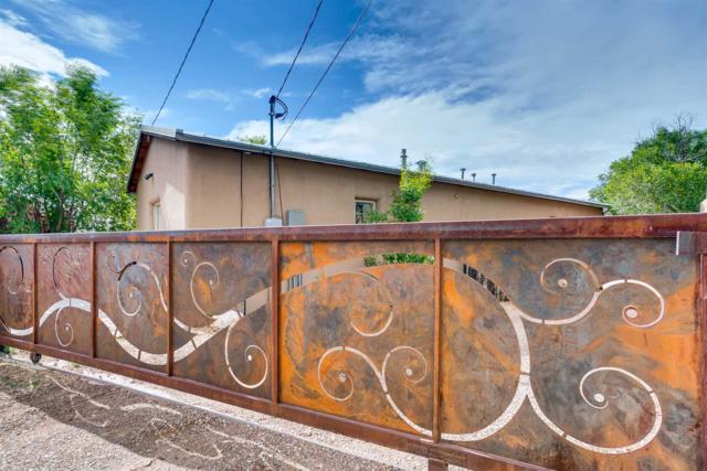 845 Agua Fria St, Santa Fe, NM 87501 (MLS #201903330) :: The Desmond Group