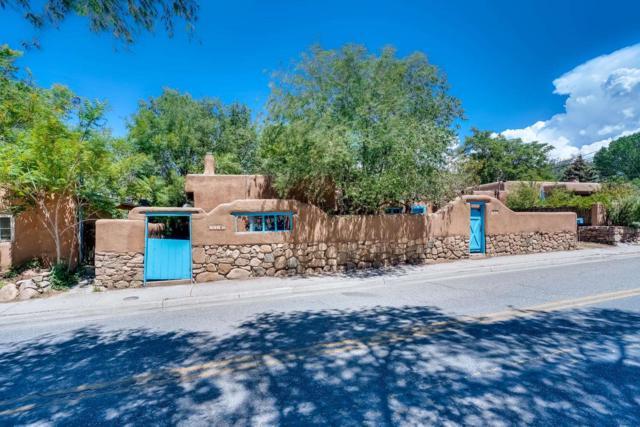 868 E Alameda A & B, Santa Fe, NM 87501 (MLS #201903340) :: The Desmond Group