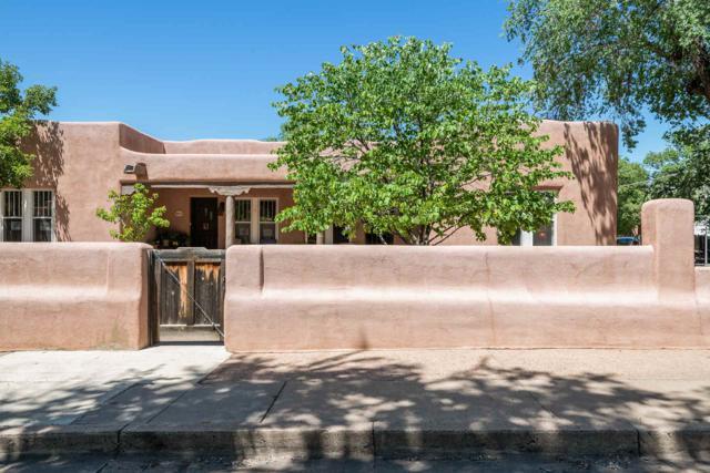 201 Anita B, Santa Fe, NM 87505 (MLS #201903348) :: Berkshire Hathaway HomeServices Santa Fe Real Estate