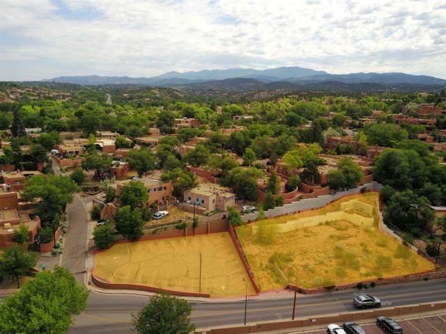 507 & 511 Paseo De Peralta, Santa Fe, NM 87501 (MLS #201903352) :: The Desmond Group