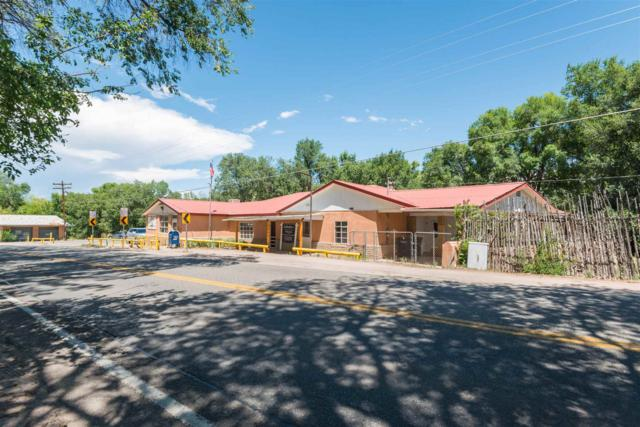 724 A & B State Road 76, Chimayo, NM 87522 (MLS #201903387) :: The Very Best of Santa Fe