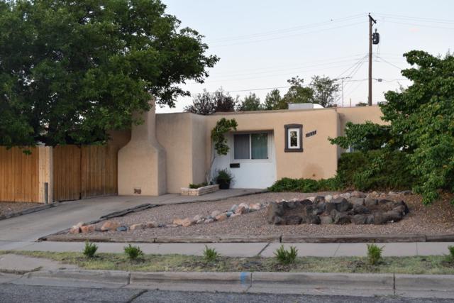 1011 Calle Vianson, Santa Fe, NM 87507 (MLS #201903388) :: The Desmond Group