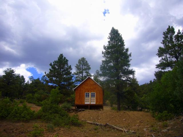 B-1 Alta Vista Drive, Rutheron, NM 87575 (MLS #201903391) :: Berkshire Hathaway HomeServices Santa Fe Real Estate