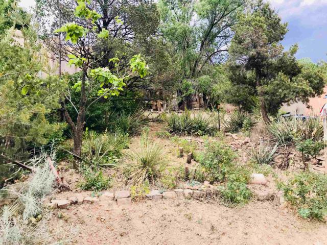 0 Camino San Acacio #0, Santa Fe, NM 87505 (MLS #201903420) :: The Desmond Group