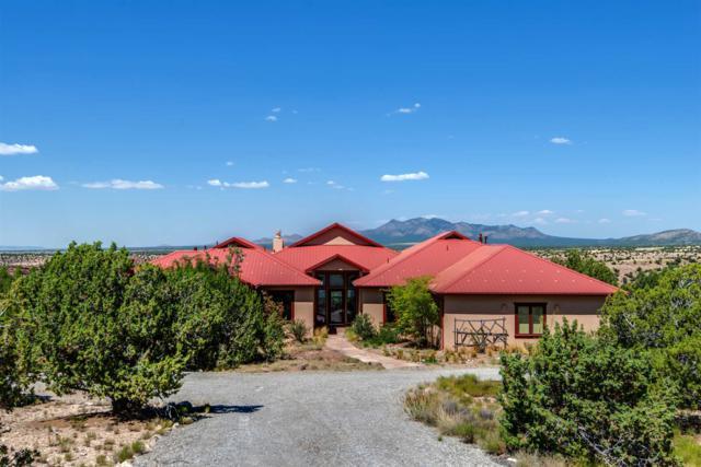 24 Canada Vista Drive, Sandia Park, NM 87047 (MLS #201903444) :: The Desmond Group