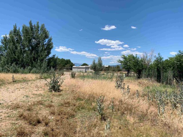 County B62 Sagrada Family Lane, Rowe, NM 87562 (MLS #201903460) :: Berkshire Hathaway HomeServices Santa Fe Real Estate