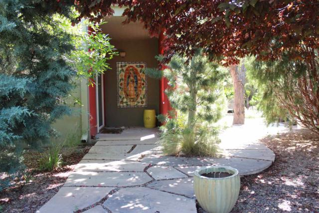 969 Camino Oraibi, Santa Fe, NM 87505 (MLS #201903461) :: The Desmond Group