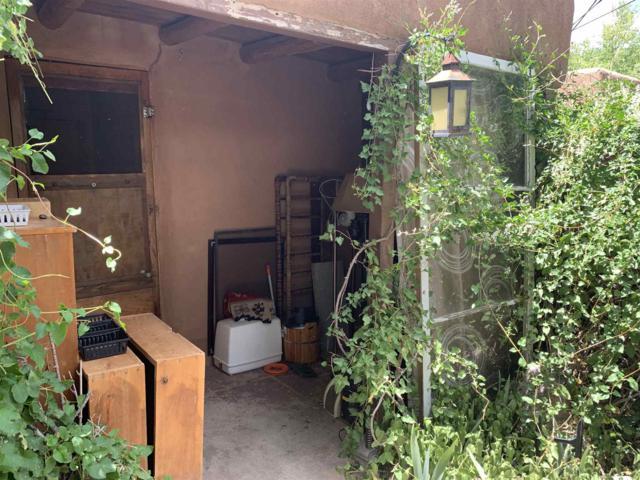 516 Abeyta, Santa Fe, NM 87501 (MLS #201903484) :: The Very Best of Santa Fe