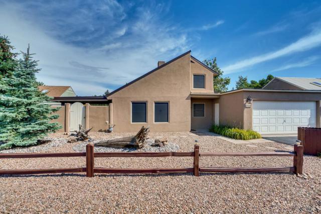1089 Willow Way, Santa Fe, NM 87507 (MLS #201903504) :: The Very Best of Santa Fe