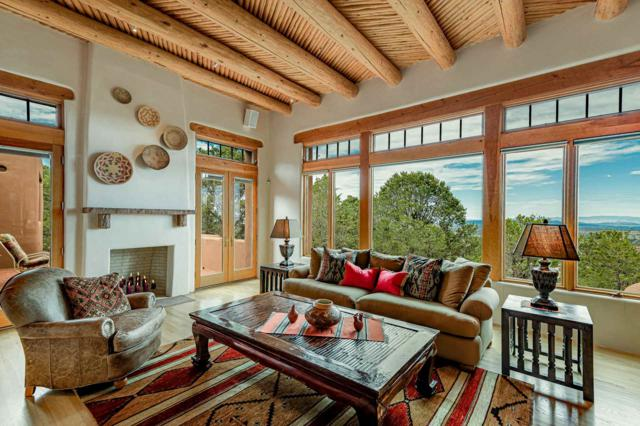 Thunder Ridge Rd, Santa Fe, NM 87501 (MLS #201903510) :: Berkshire Hathaway HomeServices Santa Fe Real Estate