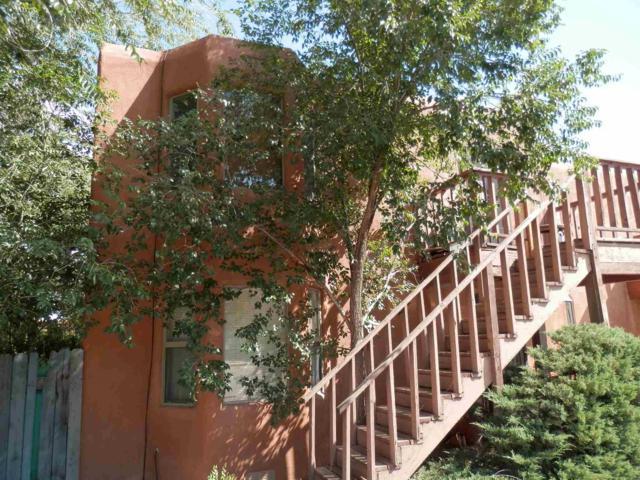 1704-1706 Calle De Oriente Norte, Santa Fe, NM 87505 (MLS #201903513) :: The Desmond Group