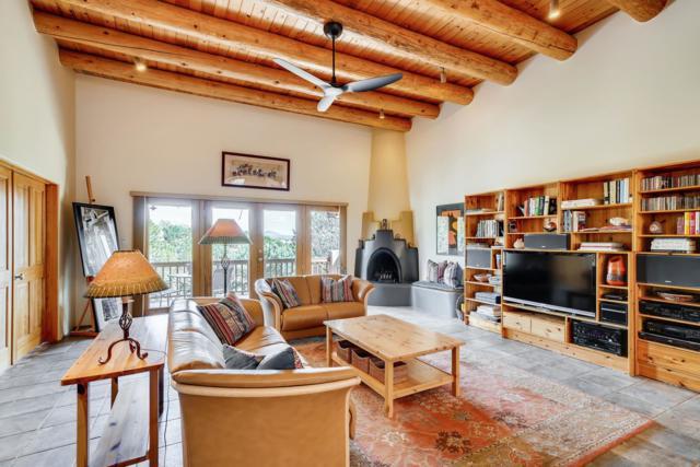 1702 Watchpoint, Santa Fe, NM 87507 (MLS #201903572) :: The Very Best of Santa Fe