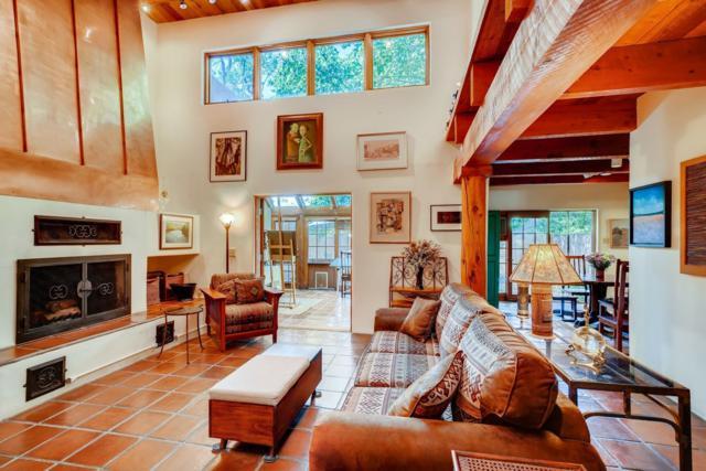 707 East Palace Avenue, 2, Santa Fe, NM 87501 (MLS #201903577) :: Berkshire Hathaway HomeServices Santa Fe Real Estate